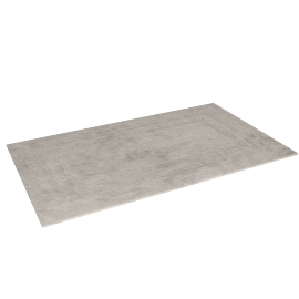 Indulgence Reversible Bath Mat - 70x120 cms, Cream