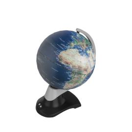 Rotating Globe LED Lamp