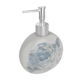 Carolina Rose Soap Dispenser