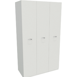 Bianca 3-Door Wardrobe