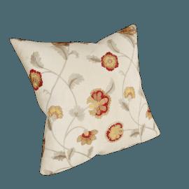 John Lewis Oriental Floral Cushion