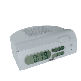 Sony ICFC273L Clock Radio