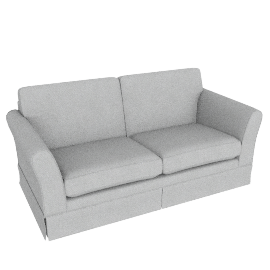 Nelson Large Sofa, Brambley Putty