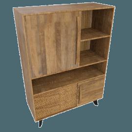 Nomos 2-Door Cabinet