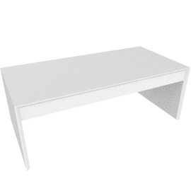Eterno Console Table with Pull-Out Drawers