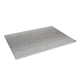 Chilewich Ombre Placemats, Set of 4, Silver