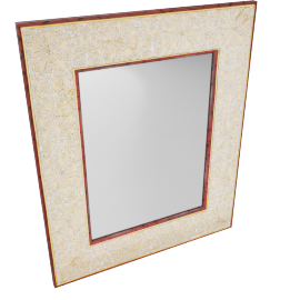 Lubna Framed Mirror