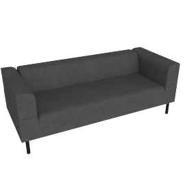 Baldwin 3-Seater Sofa