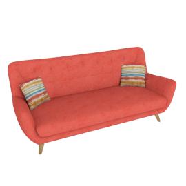 Pluto 3-Seater Sofa