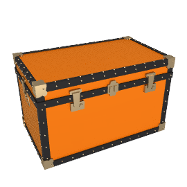 Fortified King Trunk, Red