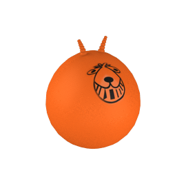 Giant Retro Space Hopper