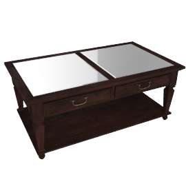 Myler Coffee Table, D.Wlnt