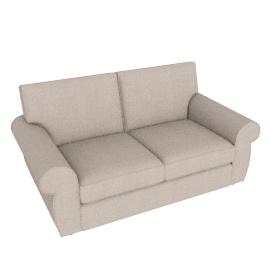 Madison Small Sofa, Bala Putty