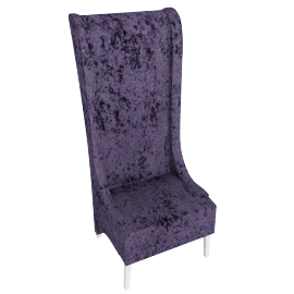 Layla High Back Dining Chair