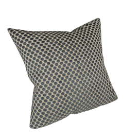 Mini Spot Cushion, Steel