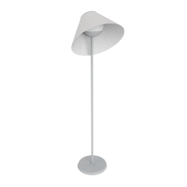 Luceplan Cappuccina floor light, grey
