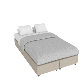 Colette Bed Base - 120x200 cms