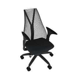 Sayl® Task Chair - Black