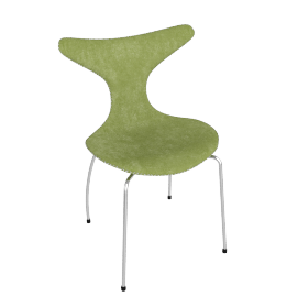 danform - DOLPHIN CHAIR, corduroy green