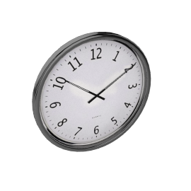 Shine Wall Clock