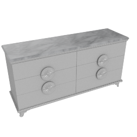 Sylvia 6-Drawer Dresser