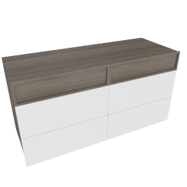 Giorgia 6-Drawer Dresser