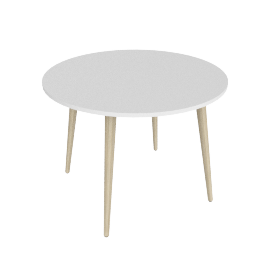 DELTA DINING TABLE 100 CM by tvilum