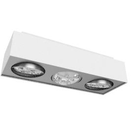 Lirio Bloq 3x50W, white