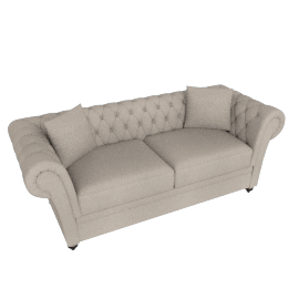 Ascot 3-Seater Sofa