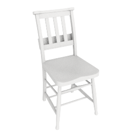 Pew Dining Chair Dining Chair Cream