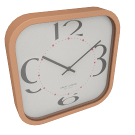 Sandie Wall Clock