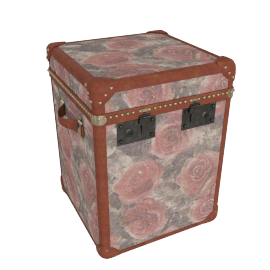 Halo Trunk, Rose Print