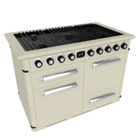 Falcon 1300 Dual Fuel Range Cooker
