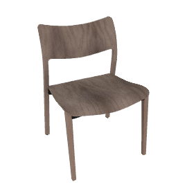 Laclasica Chair - Grey