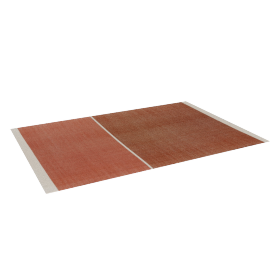 Maharam Merger Rug 6X9, Brick