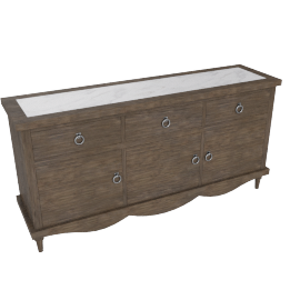 Lexington 3-Drawer 3-Door Buffet