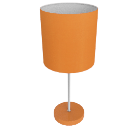 Adley Table Lamp, Orange