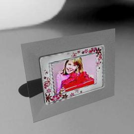 Philips 7FF1MS/05 LCD Digital Photo Frame, 7 Inch, Glass, Seasonal Edition