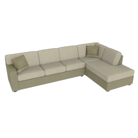 Jumbo 3-Seater Sofa Set