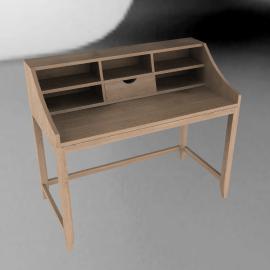 John Lewis Loft Desk