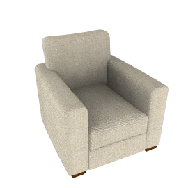 Gino Chair, Natural