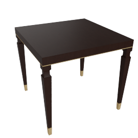 Modena End Table, Cherry