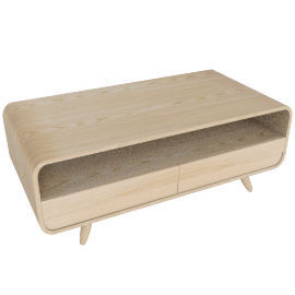 Esme coffee table, ash