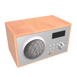 Intempo GX01 Internet Radio