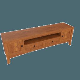 Darwin 2-Door 2-Drawer TV Unit