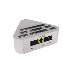 Pure Chronos II DAB Digital Clock Radio