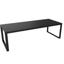 Eos Communal Table, Black