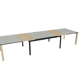 Luke Extendable Dining Table