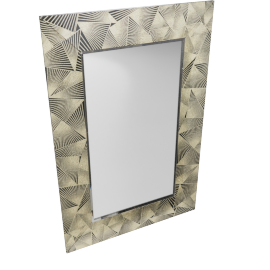 Crystalis Wall Mirror