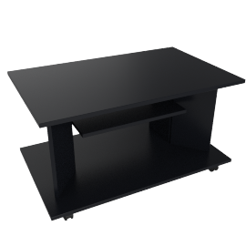 Eno TV Unit, Black